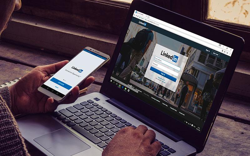 LinkedIn Shutterstock