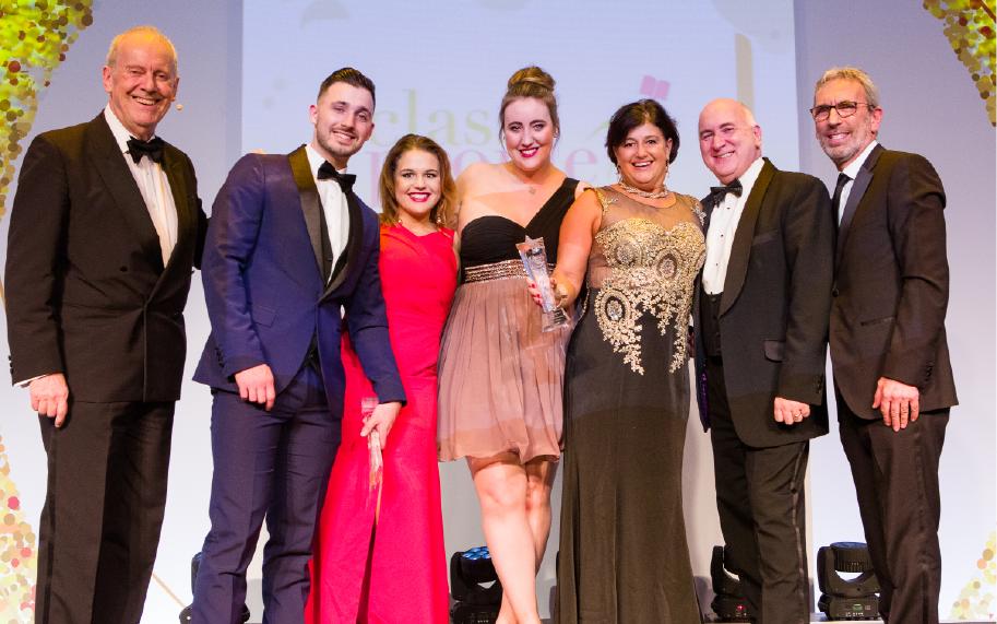 2017 IRP Awards winners