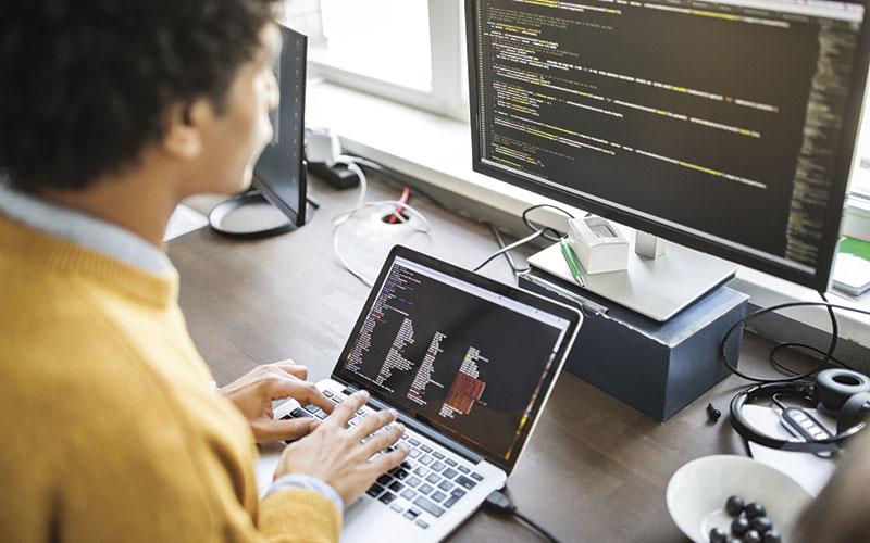 Community Upstart Computer Programmer iStock
