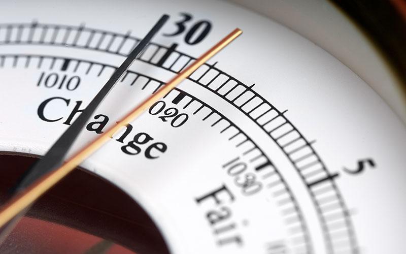 Barometer iStock