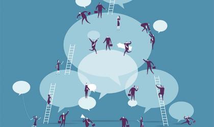 Insight Communication Illustration iStock