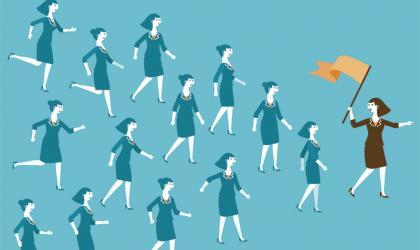 Women leading females iStock