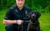 Police dog Smithy